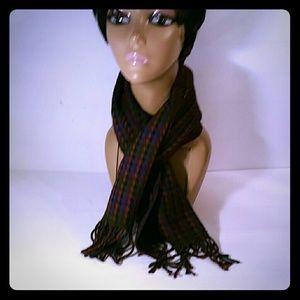 Ann Taylor 100%  superfine Lambswool scarf